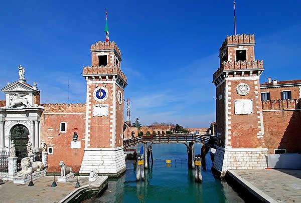 l arsenale di venezia sintesi cronologica agor