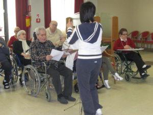prove canto con Santa Chiara e ragazzi Mandria 002