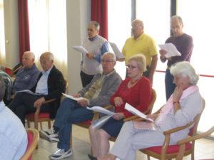 prove canto con Santa Chiara e ragazzi Mandria 004