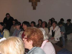 prove canto con Santa Chiara e ragazzi Mandria 010