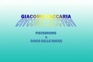 6) Zaccaria pistodromo