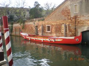 caorlina da regata