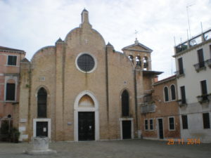 Chiesa di S.Giovanni in Bragora