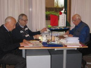 preparativi in Agorà 001