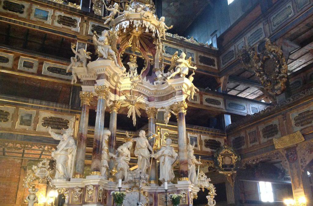 Chiesa della Pace a Swidnica