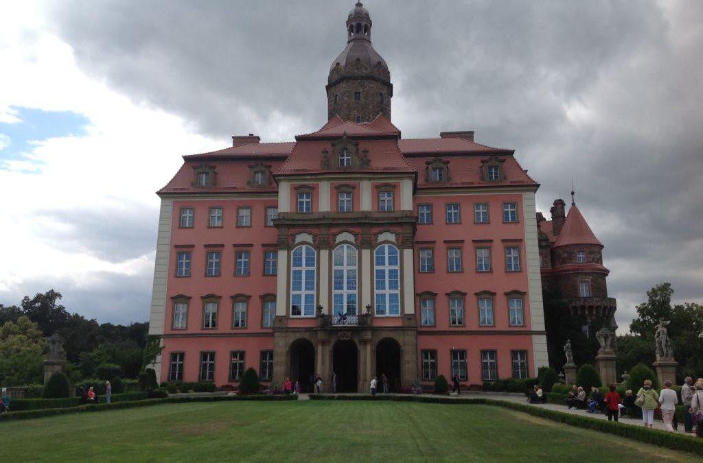 Castello di Ksiaz (Furstenstein) presso Walbrzych