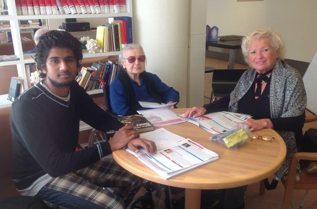 Tre generazioni insieme per insegnare ed apprendere