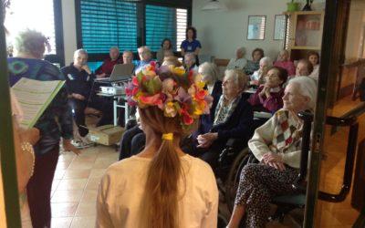 La primavera tra gli ospiti del Santa Chiara