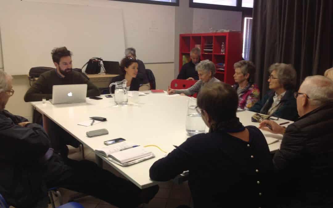 Incontro con ARSENAL – Centro Veneto Ricerca e Innovazione per la Sanità Digitale