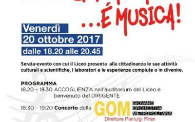 """""""Di Sera al Morin"""" – invito alla serata-evento"""