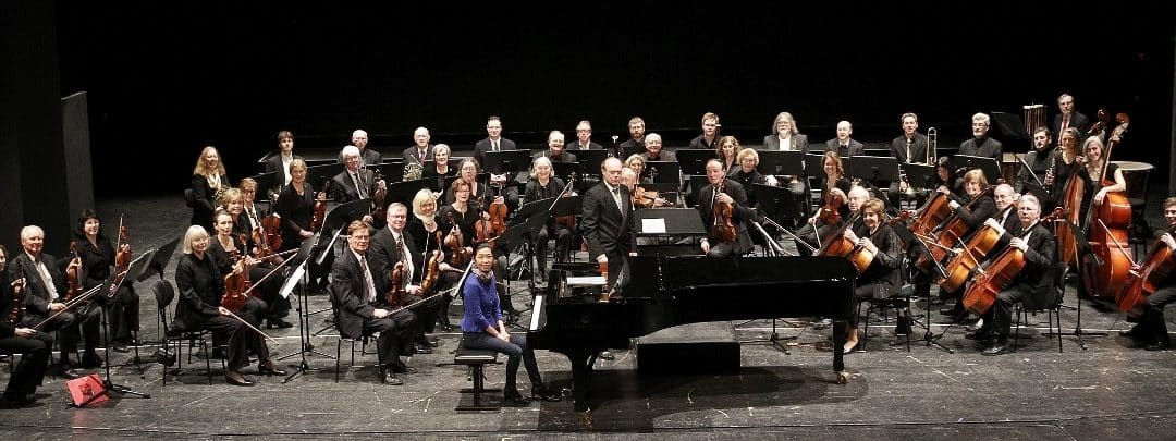 Concerto dell' orchestra Hamburger Ärzteorchester