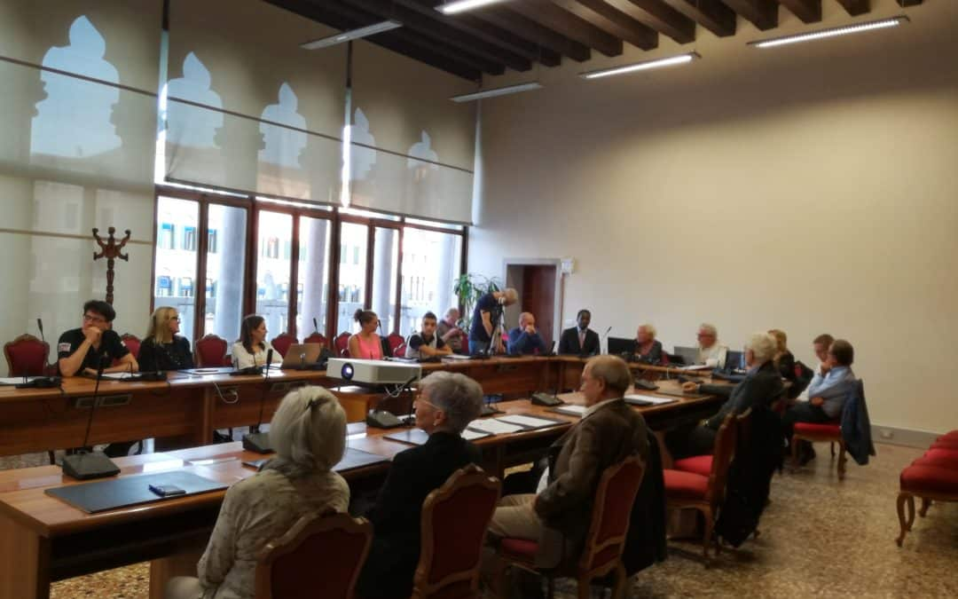 """Be the change"" – Promuovere entrepreneurship tra generazioni"