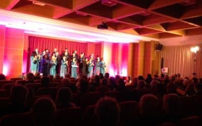 Numerosi soci a sostenere lo spettacolo diretto da Anna Tosato