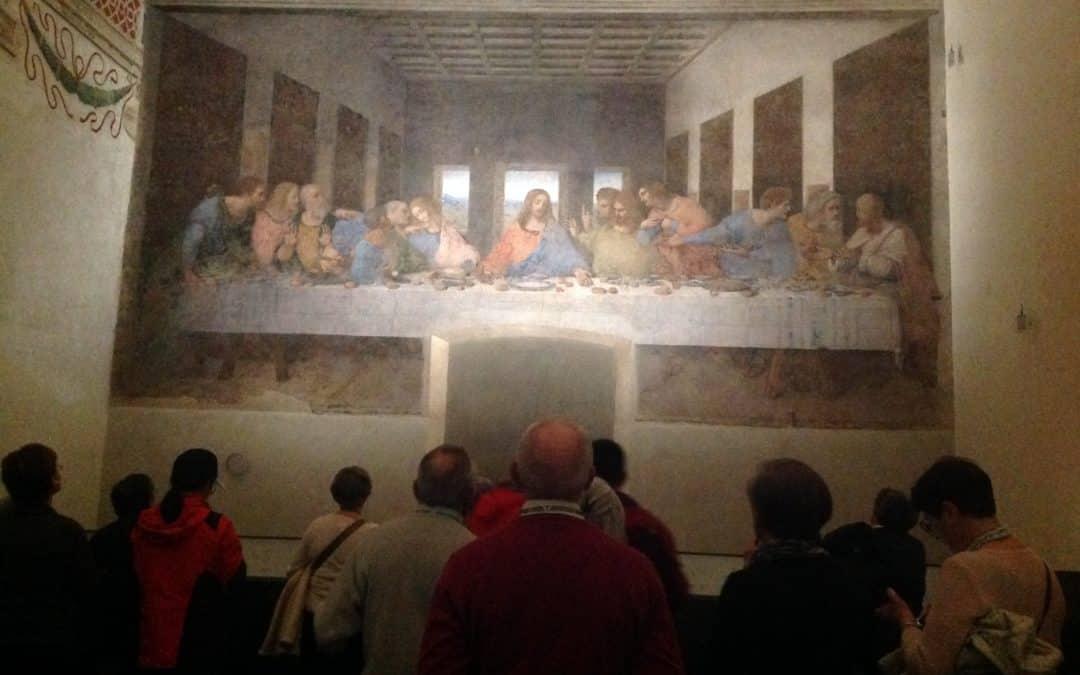 Il Cenacolo di Leonardo e Milano