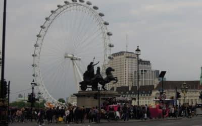 Il mio viaggio a Londra