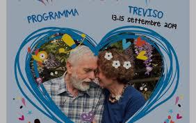 cronaca di una emozionante esperienza: la partecipazione all' Alzheimer fest di Treviso.