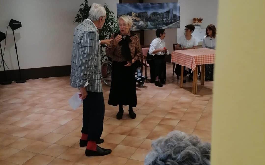 2 ottobre – festa dei nonni al Santa Chiara con Agorà