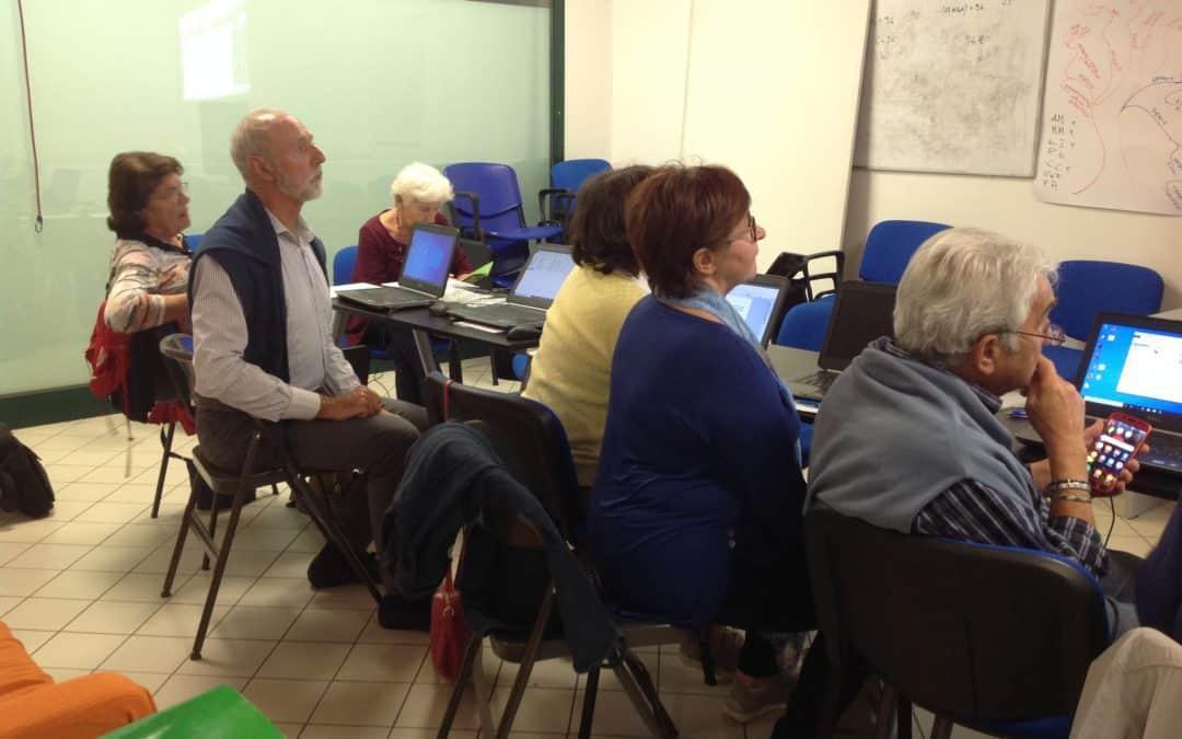 """Iniziano gli incontri di """"digital story telling""""  al TalentLab"""
