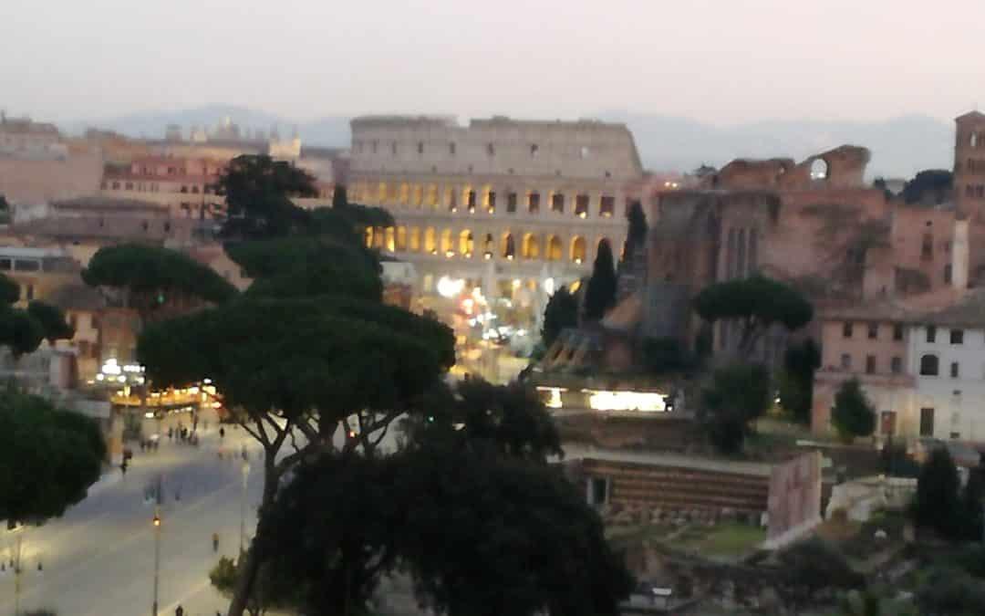 A Roma per il convegno del 15 gennaio 2020