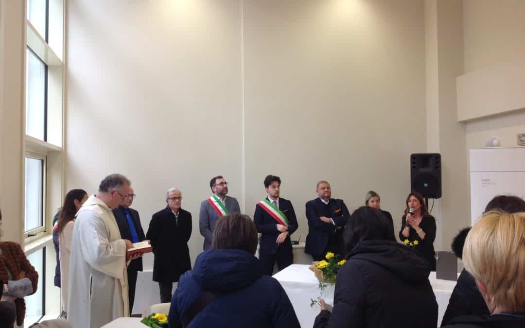 Nuovo Centro Servizi Villa Bressanin (Borgoricco)
